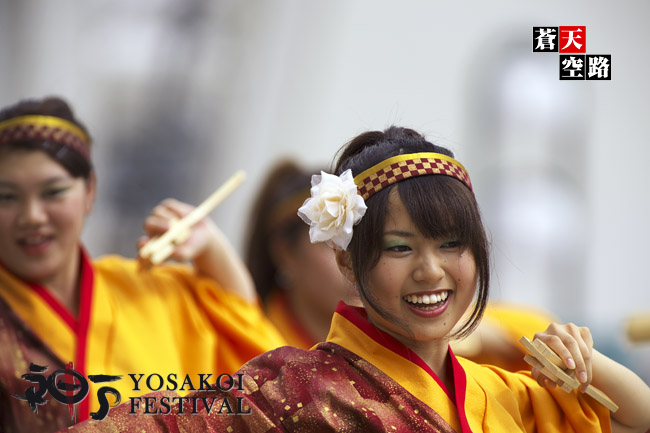 神戸よさこいまつり 2012